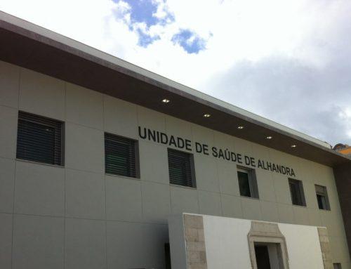 Construção do Centro de Saúde de Alhandra | Município de Vila Franca de Xira