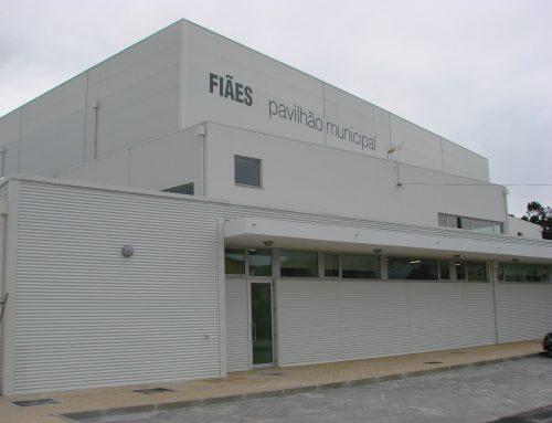 Pavilhão Desportivo de Fiães | Munícipio de Santa Maria da Feira