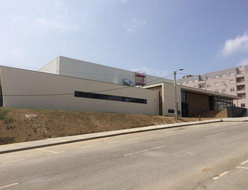 Pavilhão Desportivo de Mozelos | Município de Santa Maria da Feira