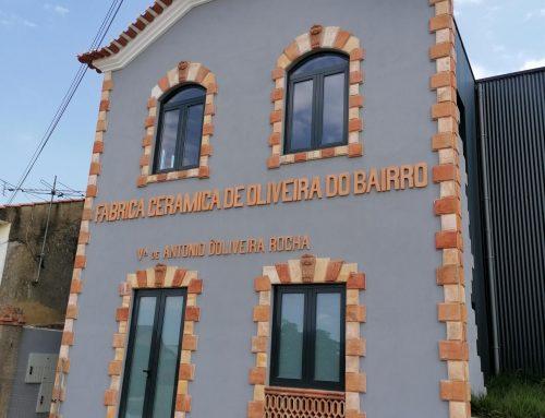 Cerâmica Rocha | Município de Oliveira do Bairro